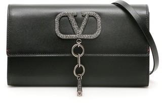 Valentino VCase Clutch Bag