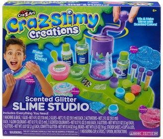 Cra Z Art Cra-Z Slimy Creations Super Scented Slime Studio