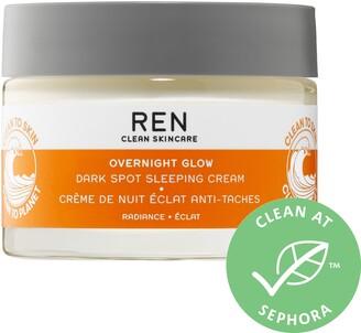 Ren Skincare Overnight Glow Dark Spot Sleeping Cream