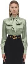 Gucci Silk & Viscose Shirt