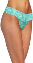 Cosabella Women's Never Say Never Low Rise Thong - Cutie