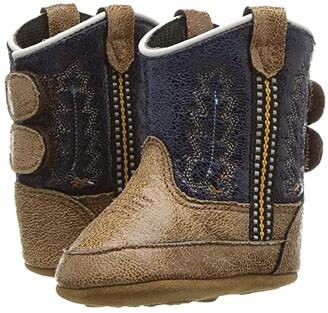 Old West Kids Boots Poppets (Infant/Toddler)
