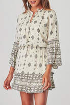 BB Dakota Andee Patterned Dress