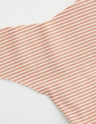aerie No Show Cotton Thong Underwear