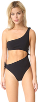 Bec & Bridge Moon Sisters Asymmetrical One Piece