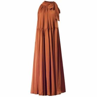 Casee Tan Maxi Dress