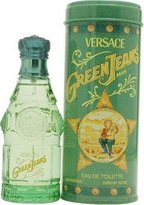 Gianni Versace Green Jeans Cologne by for Men. Eau De Toilette Spray 2.5 Oz / 75 Ml.