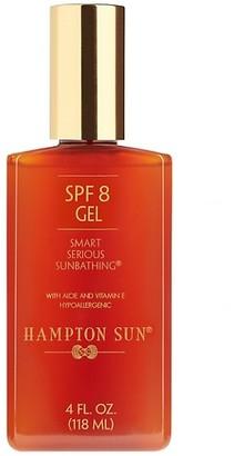 Hampton Sun Sun Tanning Gel SPF 8