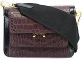 Marni mini 'Trunk' shoulder bag - women - Calf Leather - One Size
