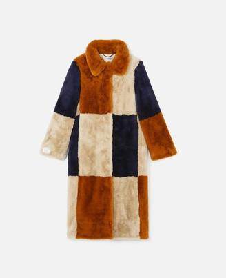 Stella McCartney KOBA FUR FREE FUR Adalyn Coat, Women's