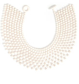 Josie Natori Bone Small Beaded Necklace