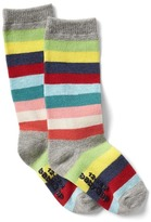 Gap Crazy stripe knee high socks