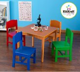 Kid Kraft Nantucket Table and 4 Chair Set - Primary