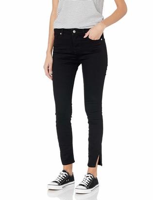 True Religion Women's Tall Size Halle High Rise Side Splits Skinny Jean