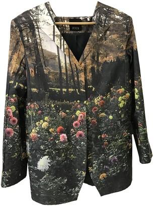 BEVZA Multicolour Jacket for Women