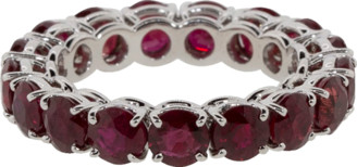 Bayco Ruby Eternity Ring