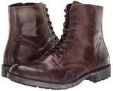 Steve Madden Transit Boot (Cognac Leather) Men's Shoes
