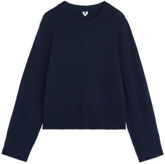 Arket Boxy Wool Jumper