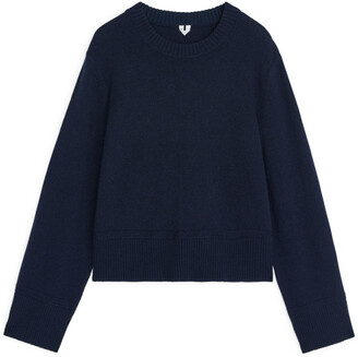 Arket Boxy Wool Jumper
