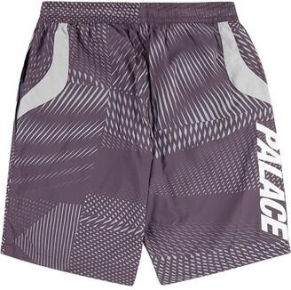 Palace Dazzler shell shorts