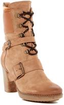Manas Design Mid Shaft Genuien Sheepskin Lined Boot