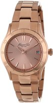 Kenneth Cole New York Kenneth Cole Women's Classic KC4931 Rose- Stainless-Steel Quartz Watch