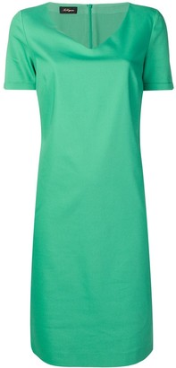 Les Copains Mint Green Dress