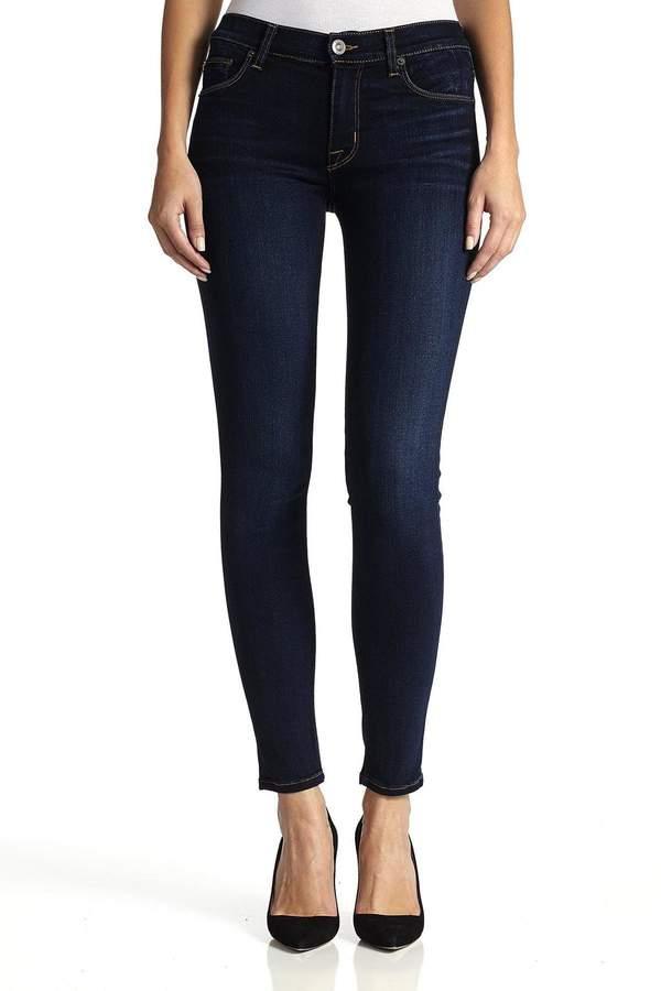 Hudson Jeans Nico Skinny Oracle