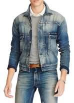 Ralph Lauren Denim Perry Trucker Jacket