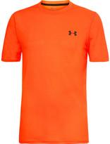 Under Armour Threadborne Jersey T-shirt - Orange