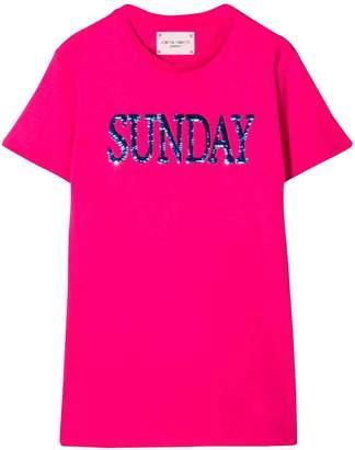 Alberta Ferretti Fuchsia T-shirt