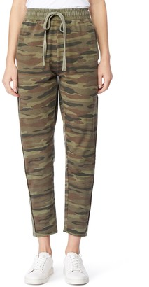 C&C California Madelyn Faded Effect Pants