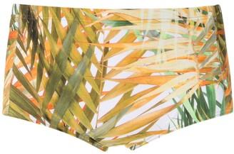 Lygia & Nanny Parati printed trunks
