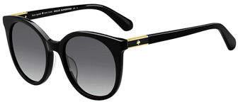 Kate Spade Akaylas Round Gradient Sunglasses