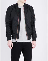 Alpha Industries Ma-1 Satin Bomber Jacket