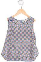 Caramel Baby & Child Girls' Printed Sleeveless Top