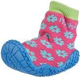 Playshoes GmbH Uv Protection Aqua Socks Flower, Unisex-Child Sandals