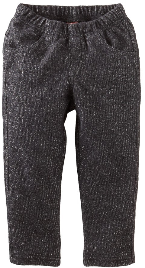 Tea Collection 'Sparkle' Terry Pants (Toddler Girls)