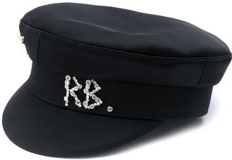 Ruslan Baginskiy Embellished Peaked Cap
