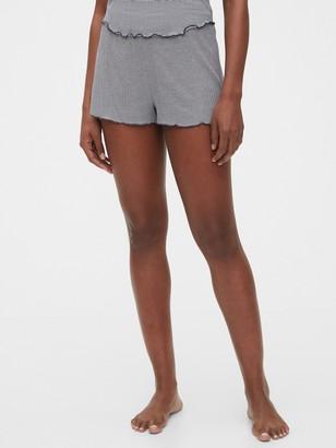 Gap Truesleep Modal Drop Needle Pajama Shorts