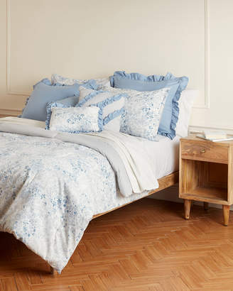 Denim Ari Queen Comforter Set