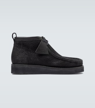 Clarks Wallabee Hike boots