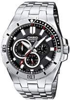 Casio Men's Core MTD1060D-1AV Stainless-Steel Quartz Watch