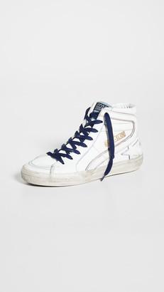 Golden Goose Slide Classic Sneakers