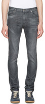 Maison Margiela Grey Washed Jeans