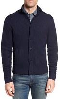 Bonobos Boiled Wool Mock Neck Sweater