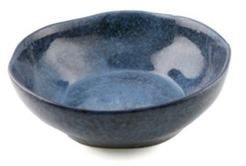 Thirstystone Blue Ceramic Serving Bowl