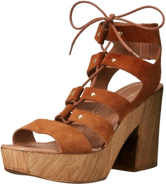 J/Slides Women's Amelia Platform Sandal