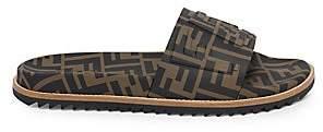Fendi Men's FF Slide Sandals