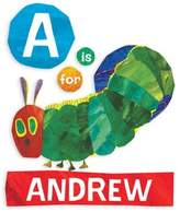 Eric Carle Very Hungry Caterpillar Wall Decal